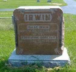 IRWIN, ISAAC - Fulton County, Illinois | ISAAC IRWIN - Illinois Gravestone Photos