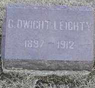 LEIGHTY, C. DWIGHT - Fulton County, Illinois | C. DWIGHT LEIGHTY - Illinois Gravestone Photos