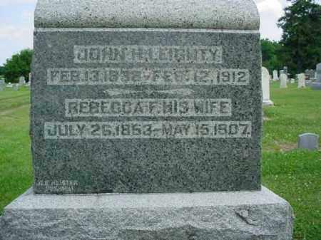 LEIGHTY, JOHN H. - Fulton County, Illinois   JOHN H. LEIGHTY - Illinois Gravestone Photos