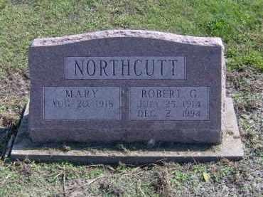 NORTHCUTT, ROBERT G - Fulton County, Illinois | ROBERT G NORTHCUTT - Illinois Gravestone Photos