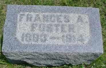 FOSTER SMITH, FRANCES A. - Fulton County, Illinois | FRANCES A. FOSTER SMITH - Illinois Gravestone Photos