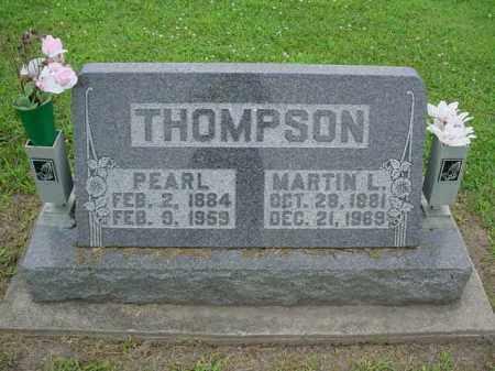 THOMPSON, PEARL - Fulton County, Illinois | PEARL THOMPSON - Illinois Gravestone Photos