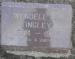 TINGLEY, WENDELL L. - Fulton County, Illinois | WENDELL L. TINGLEY - Illinois Gravestone Photos