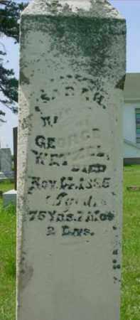 WETZEL, SARAH SALLIE - Fulton County, Illinois | SARAH SALLIE WETZEL - Illinois Gravestone Photos