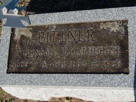 BITTNER, KATHERINE - Grundy County, Illinois | KATHERINE BITTNER - Illinois Gravestone Photos