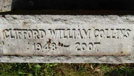 COLLINS, CLIFFORD WILLIAM - Grundy County, Illinois | CLIFFORD WILLIAM COLLINS - Illinois Gravestone Photos