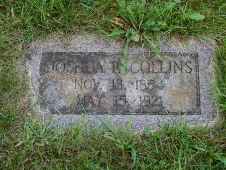COLLINS, JOSHUA R - Grundy County, Illinois | JOSHUA R COLLINS - Illinois Gravestone Photos