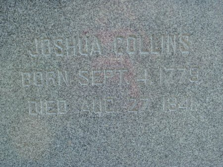 COLLINS, JOSHUA - Grundy County, Illinois   JOSHUA COLLINS - Illinois Gravestone Photos