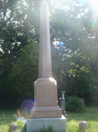 COLLINS, JOSHUA - Grundy County, Illinois | JOSHUA COLLINS - Illinois Gravestone Photos