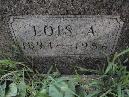 COLLINS, LOIS A - Grundy County, Illinois   LOIS A COLLINS - Illinois Gravestone Photos