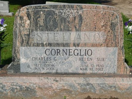 CORNEGLIO, HELEN SUE - Grundy County, Illinois | HELEN SUE CORNEGLIO - Illinois Gravestone Photos