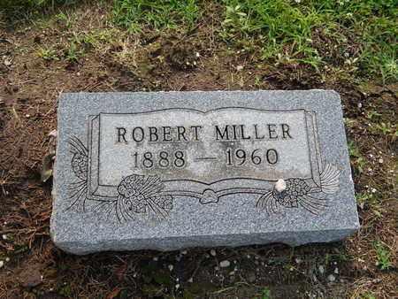 MILLER, ROBERT - Grundy County, Illinois | ROBERT MILLER - Illinois Gravestone Photos