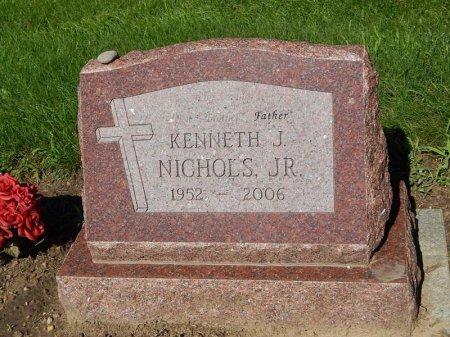 NICHOLS, KENNETH J JR - Grundy County, Illinois | KENNETH J JR NICHOLS - Illinois Gravestone Photos