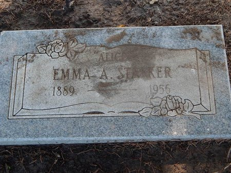 STALKER, EMMA A - Grundy County, Illinois | EMMA A STALKER - Illinois Gravestone Photos