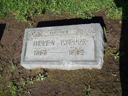 TJELLE, HELEN - Grundy County, Illinois | HELEN TJELLE - Illinois Gravestone Photos