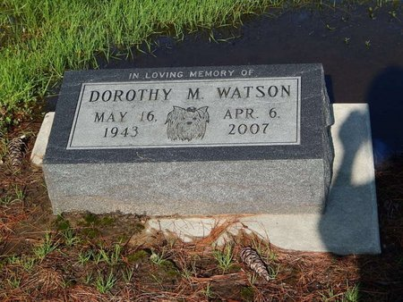 WATSON, DOROTHY M - Grundy County, Illinois | DOROTHY M WATSON - Illinois Gravestone Photos