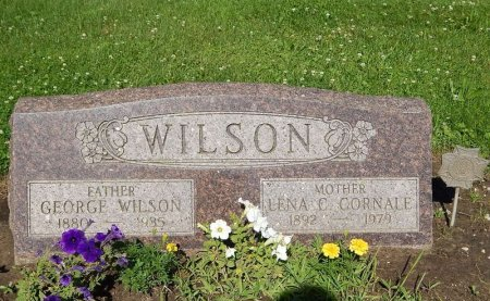 WILSON, GEORGE - Grundy County, Illinois | GEORGE WILSON - Illinois Gravestone Photos