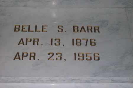 BARR, ISABELLA - Hancock County, Illinois | ISABELLA BARR - Illinois Gravestone Photos