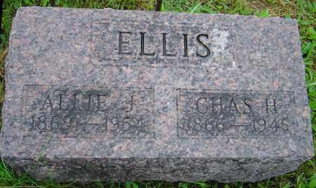 ELLIS, CHAS. H. - Hancock County, Illinois | CHAS. H. ELLIS - Illinois Gravestone Photos