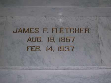 FLETCHER, JAMES PATRICK - Hancock County, Illinois | JAMES PATRICK FLETCHER - Illinois Gravestone Photos