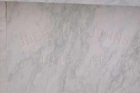 JOHNSON, JOSEPH T. - Hancock County, Illinois   JOSEPH T. JOHNSON - Illinois Gravestone Photos
