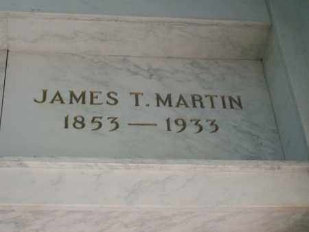 MARTIN, JAMES THOMAS - Hancock County, Illinois | JAMES THOMAS MARTIN - Illinois Gravestone Photos