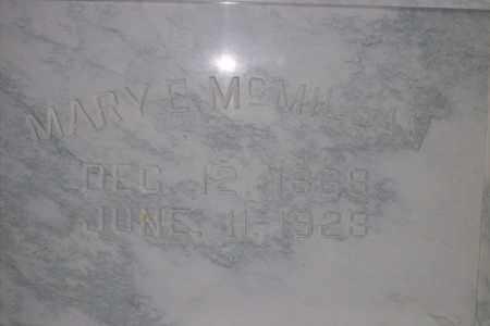 MCMILLAN, MARY ELIZABETH - Hancock County, Illinois | MARY ELIZABETH MCMILLAN - Illinois Gravestone Photos