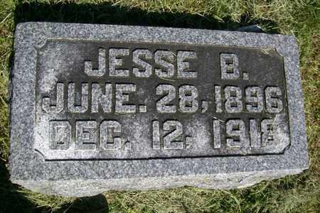 MILLER, JESSE BRYAN - Hancock County, Illinois   JESSE BRYAN MILLER - Illinois Gravestone Photos