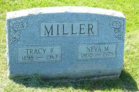 MILLER, TRACY RANSOM - Hancock County, Illinois | TRACY RANSOM MILLER - Illinois Gravestone Photos