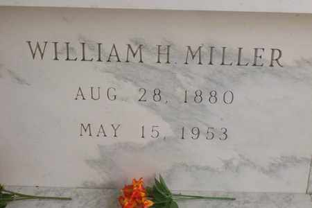 MILLER, WILLIAM H. - Hancock County, Illinois | WILLIAM H. MILLER - Illinois Gravestone Photos
