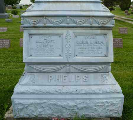 PHELPS, NANCY - Hancock County, Illinois | NANCY PHELPS - Illinois Gravestone Photos