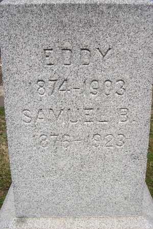 ROBBINS, EDDY - Hancock County, Illinois   EDDY ROBBINS - Illinois Gravestone Photos