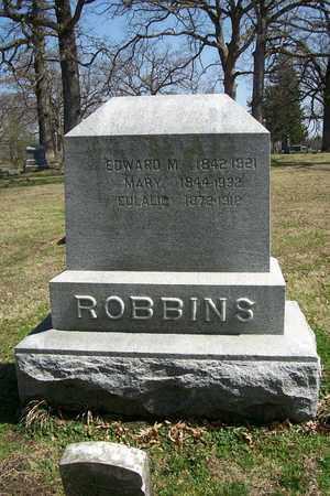 ROBBINS, EULALIE - Hancock County, Illinois   EULALIE ROBBINS - Illinois Gravestone Photos