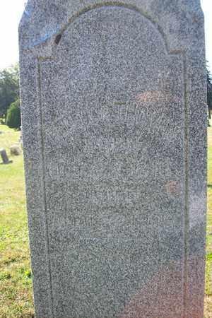 THOMAS, REBECCA - Hancock County, Illinois | REBECCA THOMAS - Illinois Gravestone Photos
