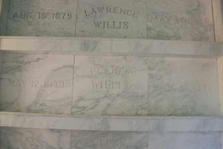 WILLIS, JOHN LAWRENCE - Hancock County, Illinois   JOHN LAWRENCE WILLIS - Illinois Gravestone Photos