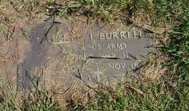 BURRELL, ALFRED I. - Henderson County, Illinois | ALFRED I. BURRELL - Illinois Gravestone Photos