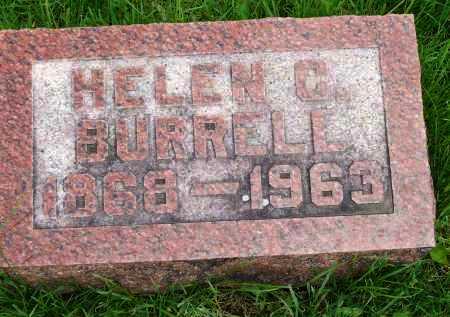 MCDERMOTT BURRELL, HELEN C. - Henderson County, Illinois | HELEN C. MCDERMOTT BURRELL - Illinois Gravestone Photos