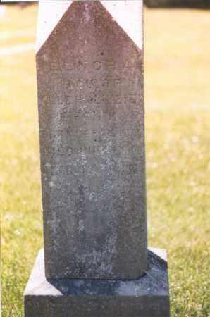 PRIER, ELNORA - Henderson County, Illinois   ELNORA PRIER - Illinois Gravestone Photos