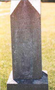 PRIER, ELNORA - Henderson County, Illinois | ELNORA PRIER - Illinois Gravestone Photos