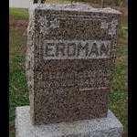 ERDMAN, LEOPOLD - Henry County, Illinois | LEOPOLD ERDMAN - Illinois Gravestone Photos