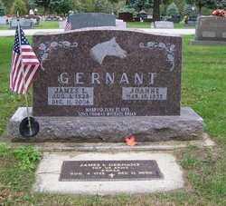 GERNANT, JAMES L. - Henry County, Illinois   JAMES L. GERNANT - Illinois Gravestone Photos