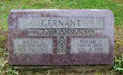 GERNANT, MARTHA - Henry County, Illinois | MARTHA GERNANT - Illinois Gravestone Photos