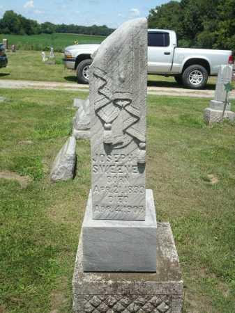 SWEENEY, JOSEPH - Iroquois County, Illinois | JOSEPH SWEENEY - Illinois Gravestone Photos