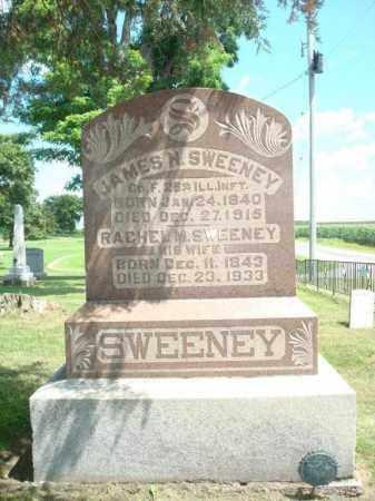 SWEENEY, RACHEL M - Iroquois County, Illinois | RACHEL M SWEENEY - Illinois Gravestone Photos
