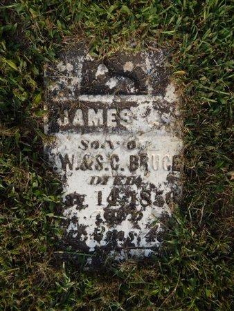 BRUCE, JAMES - Jefferson County, Illinois | JAMES BRUCE - Illinois Gravestone Photos