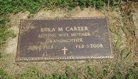 CARTER, EULA M - Jefferson County, Illinois | EULA M CARTER - Illinois Gravestone Photos