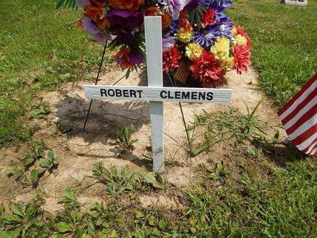 CLEMENS, ROBERT - Jefferson County, Illinois | ROBERT CLEMENS - Illinois Gravestone Photos