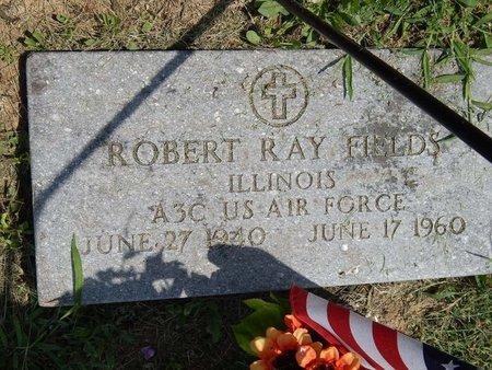 FIELDS (VETERAN), ROBERT RAY - Jefferson County, Illinois   ROBERT RAY FIELDS (VETERAN) - Illinois Gravestone Photos
