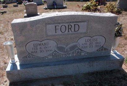 FORD, LOUISE - Jefferson County, Illinois   LOUISE FORD - Illinois Gravestone Photos