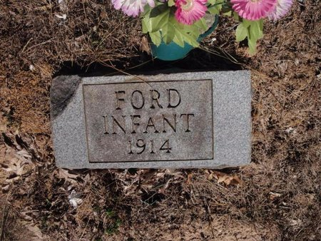 FORD, INFANT - Jefferson County, Illinois | INFANT FORD - Illinois Gravestone Photos